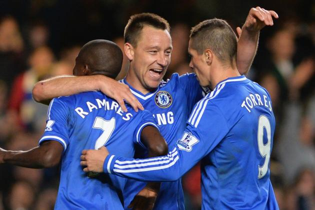 Should Chelsea Captain John Terry Join Didier Drogba at Galatasaray?