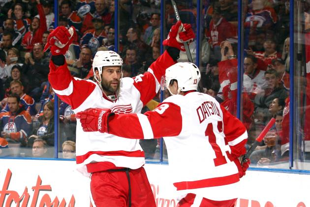 Highlighting the Few Overachievers for Detroit Red Wings in 2013-14