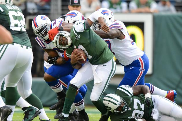 Buffalo Bills: How the Defense Can Rattle Geno Smith, New York Jets in Week 11