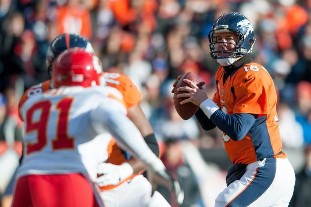 NFL TV Schedule 2013: Week 11 Coverage Listings for Every Game