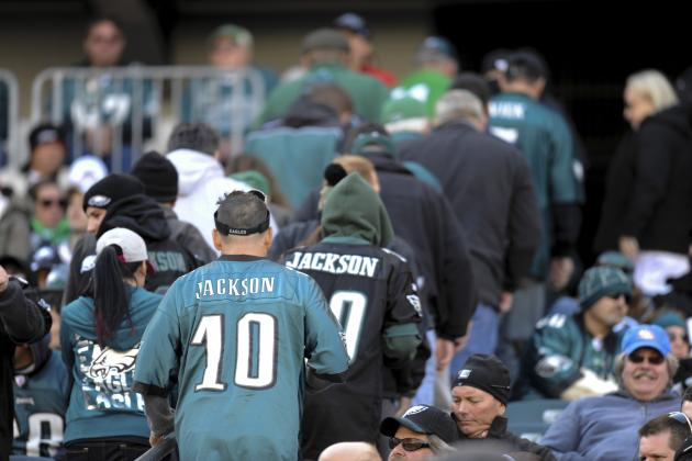 Philadelphia Eagles Are Hoping to Halt Their Home-Field Disadvantage
