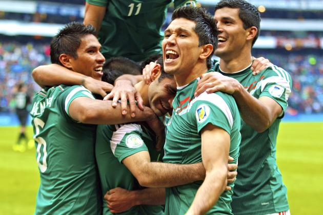 Mexico vs. New Zealand: Score, Grades and Post-Match Reaction