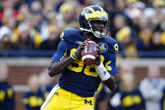 Michigan vs. Northwestern: TV Info, Spread, Injury Updates, Game Time and More