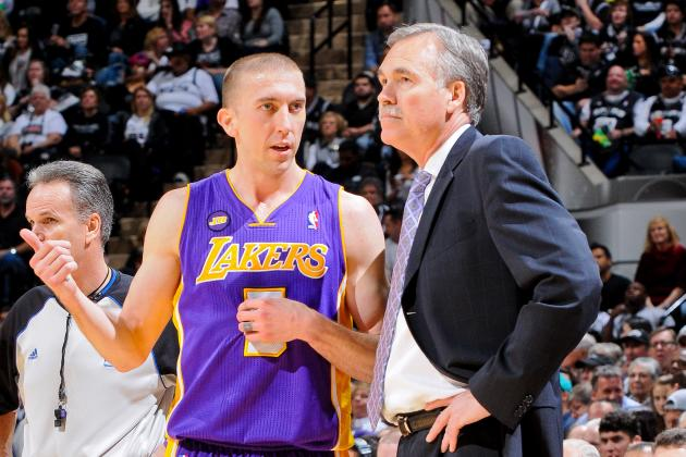 Is the Mike D'Antoni Offense Finally Working for the LA Lakers?