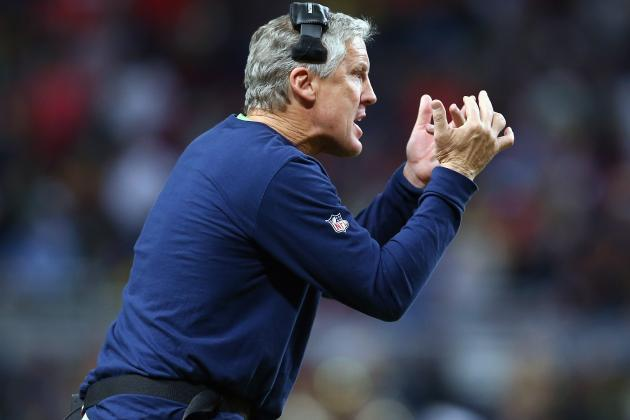 What They Said: Pete Carroll