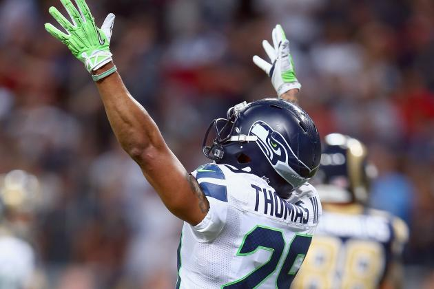 Seahawks Getting to Full Strength for Stretch Run