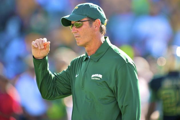 Art Briles and Baylor Agree to 10-Year Contract Extension