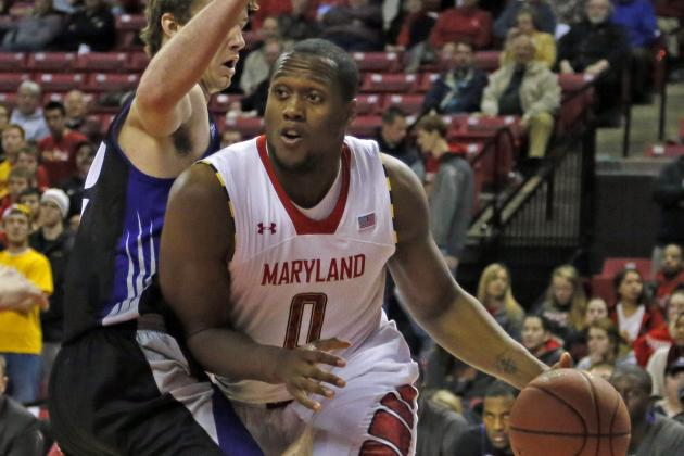 Terps Close Game on 29-0 Run vs. Abilene Christian