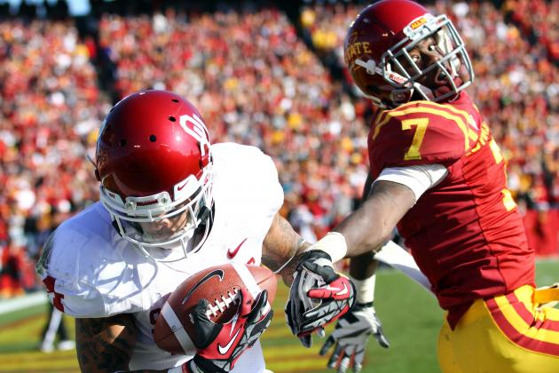 Iowa State vs. Oklahoma: TV Info, Spread, Injury Updates, Game Time and More