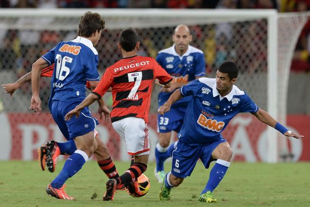 Cruzeiro Win Title as Player Protests Continue in Brazil
