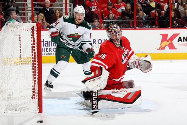 How Goaltending Has Defined Carolina Hurricanes' 2013-14 Season So Far
