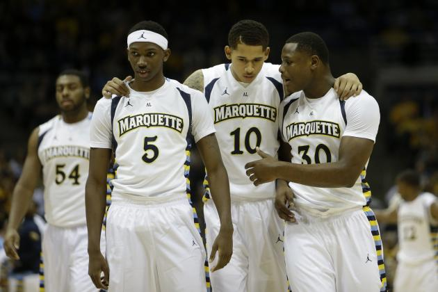 Marquette Basketball: Showdown with Ohio State Will Be Litmus Test for Big East