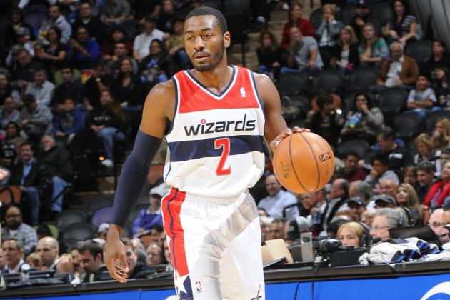 John Wall Injury: Updates on Wizards Star's Eye, Likely Return Date