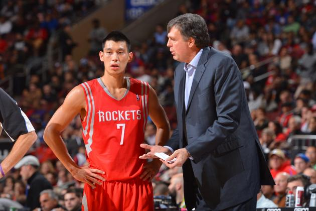 Jeremy Lin Still the Key to Houston Rockets' Title Aspirations