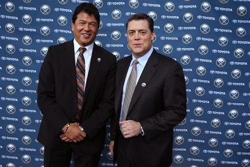Returns of Nolan, LaFontaine a PR Move with Little Downside for Buffalo Sabres