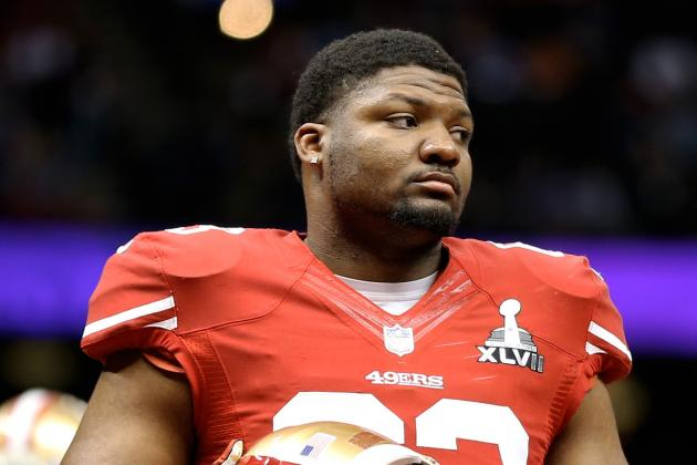 Jerod-Eddie a Key Youngster on 49ers' D