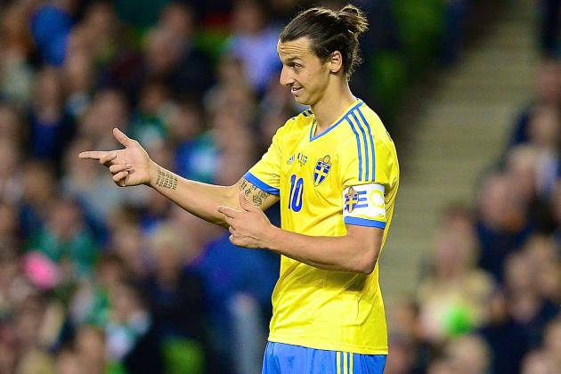 Ibrahimovic Warns Cristiano: 'The World Cup Needs Zlatan More Than Ronaldo'