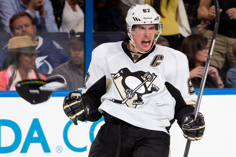 The Incredible Sidney Crosby Has Everyone's Attention Again