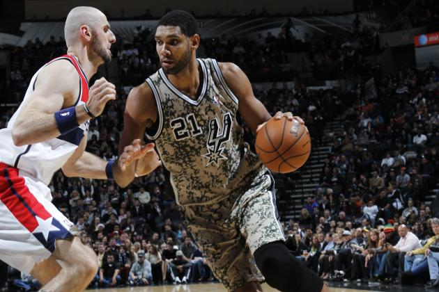 Pleasant Surprises from San Antonio Spurs' Early Slate of Games