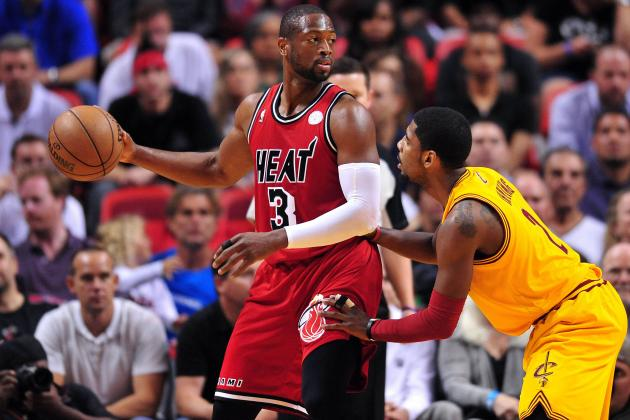 Is Kyrie Irving a Better Fit for LeBron James' Future Than Dwyane Wade?
