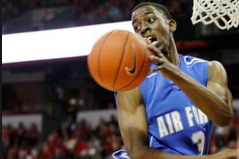 Justin Hammonds Rejoins Air Force Basketball Program