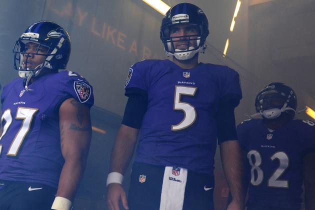Baltimore Ravens vs. Chicago Bears: Breaking Down Baltimore's Game Plan