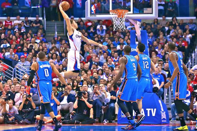 Thunder vs. Clippers: Live Scores, Highlights and Reaction