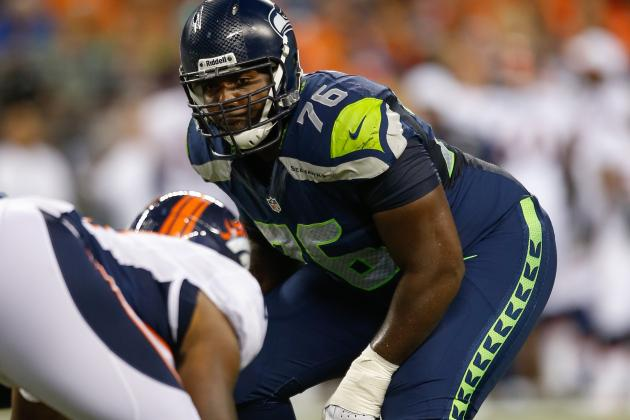 Seahawks Could Have Entire Starting Offensive Line Back This Week