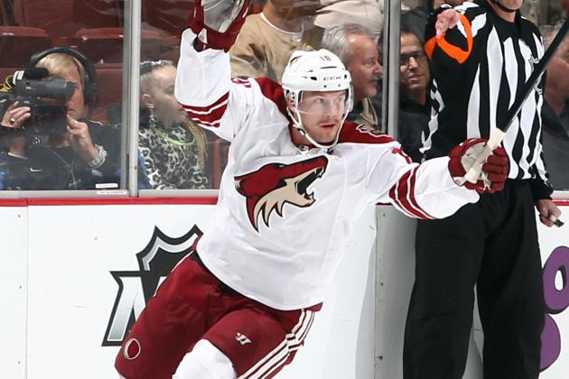 How Shane Doan's Influence Reaches Beyond the Phoenx Coyotes' Locker Room