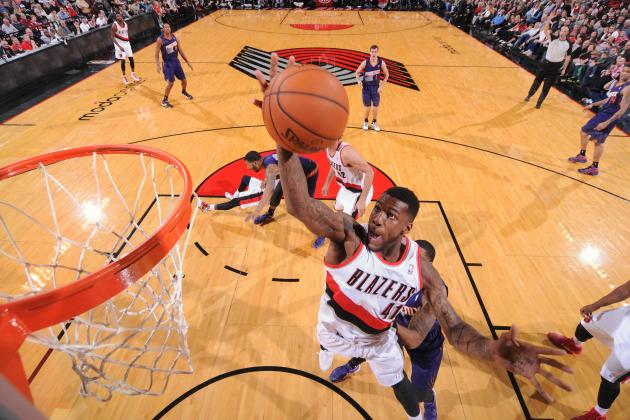 Thomas Robinson Has Surprising Trail Blazers Rising Even Higher