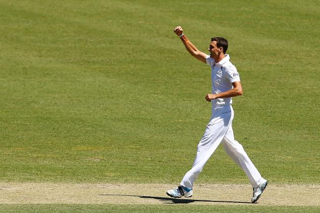 Australia Invitational XI vs. England Cricket 2013: Day 2 Scorecard and Recap