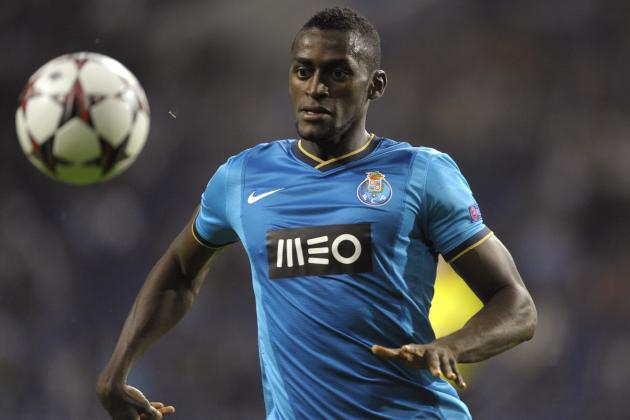 Jackson Martinez Open to Transfer Amid Liverpool, Chelsea and Tottenham Reports
