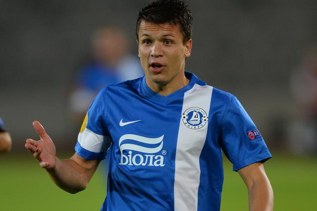 Yevhen Konoplyanka Agent Comments Amid Arsenal, Chelsea, Man United, Spurs Talk