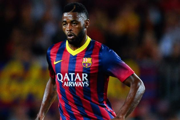 Alex Song Rules out January Transfer to Arsenal from Barcelona