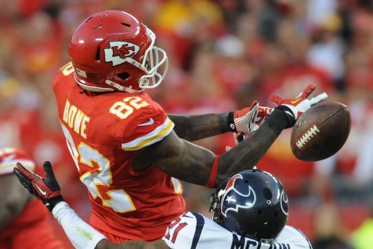Dwayne Bowe's Arrest a Reflection of the NFL's Twisted Culture