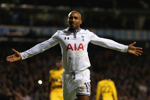 Jermain Defoe Comments on Tottenham Future Amid Transfer Speculation