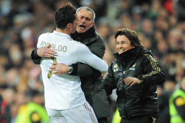 Jose Mourinho Says Working with Cristiano Ronaldo Is Highlight of His Career