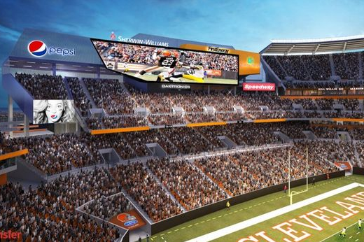 Cleveland Browns Announce $120 Million Upgrades to FirstEnergy Stadium