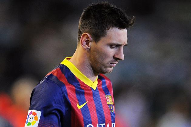 Lionel Messi Camp Releases Statement on Reports of Barcelona Fallout Over Injury