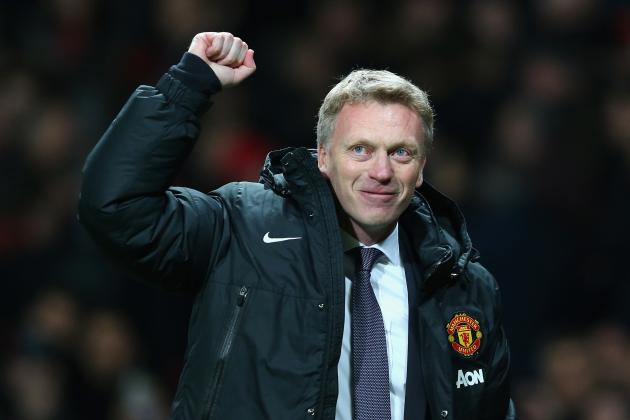 Manchester United Report Record Revenue Under New David Moyes Reign