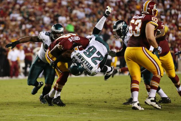 Washington Redskins vs. Philadelphia Eagles: Breaking Down Philly's Game Plan