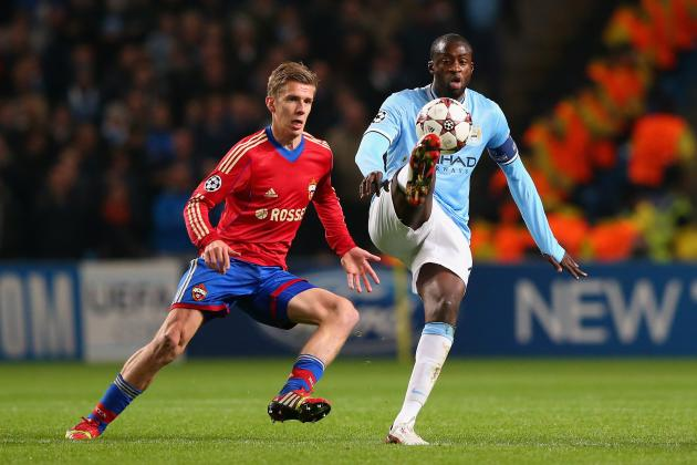 Talk of Yaya Toure Being Unhappy at Manchester City Is Total Nonsense