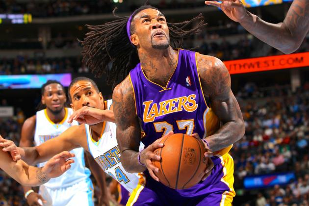 Can Jordan Hill Help Save the LA Lakers?