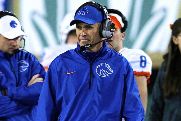 Why Chris Petersen Needs to Bolt Boise for USC or Texas While He Still Can