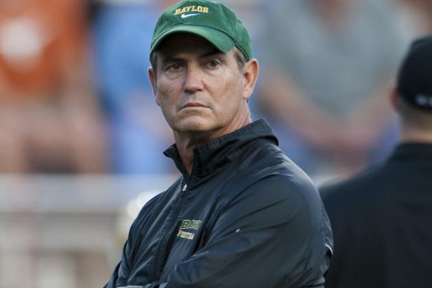 Baylor Could Be Bracing for a Redskins Rush on Art Briles