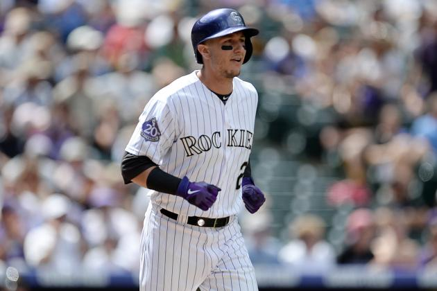 Debate: Should Rockies Trade Tulowitzki?