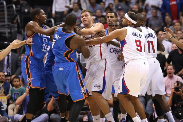 Serge Ibaka Ejection Aids Los Angeles Clippers to Second-Half Comeback