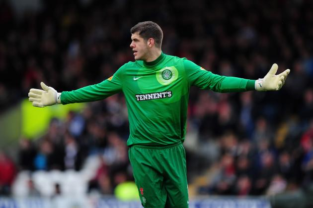 Joe Hart's England Omission Opens Door for Deserving Fraser Forster
