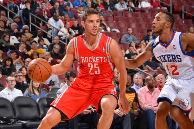Is Chandler Parsons No Longer Underrated for Houston Rockets?