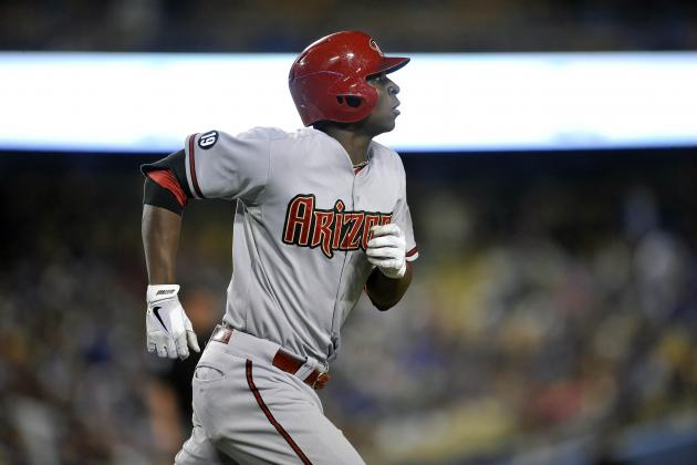 D-Backs Expect Spring Showdown Between Owings, Didi